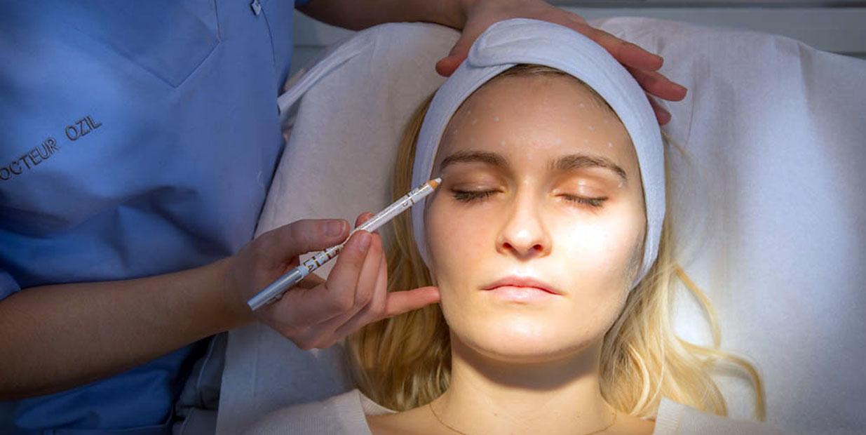 Injection de Botox à Paris - DrCamille Ozil, médecin esthétique