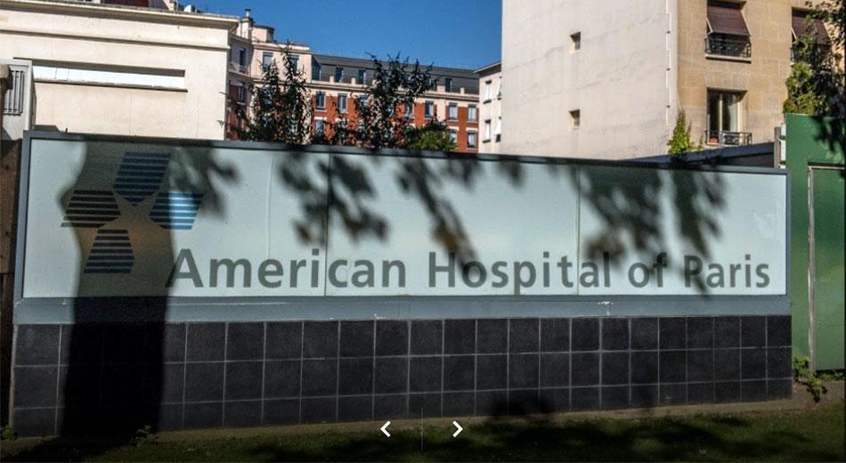 Intervention de chirurgie à l'hopital américain - Dr Camille Ozil