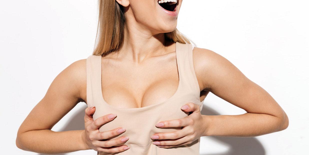 Lifting des seins ou chirurgie de la ptose mammaire à Paris - Dr Ozil