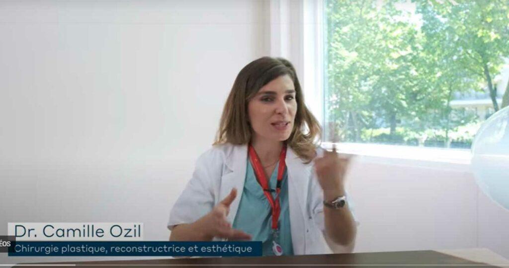 La reconstruction mammaire à Paris - Dr Ozil